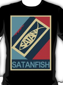 SATANFISH 1.0  T-Shirt