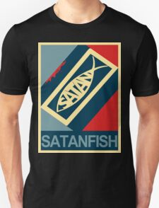 SATANFISH 1.0  Unisex T-Shirt