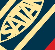 SATANFISH 1.0  Sticker