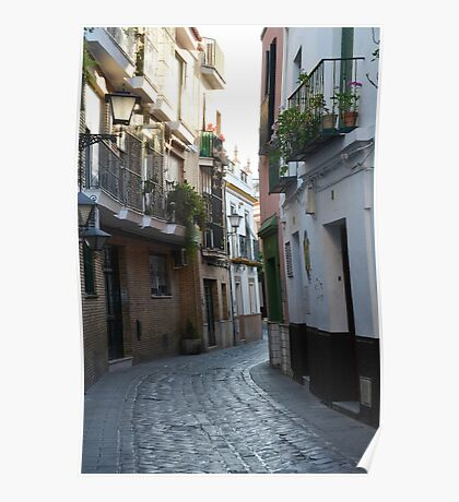 [A Street] of Triana Poster