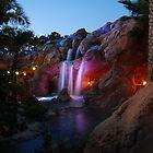 Waterfall Cave by CrazyAmazing