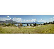 Central Switzerland - Lake Lucerne Photographic Print