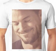 Mark Sloan smiling Unisex T-Shirt
