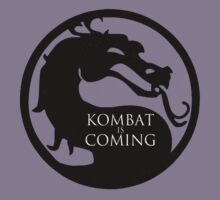 Kombat Is Coming by FANATEE