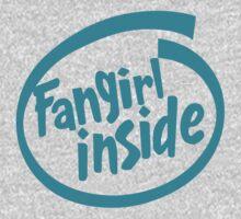 Fangirl Inside Kids Clothes