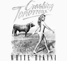 Crashing Tomorrow 'White Bikini' T-Shirt (White) Unisex T-Shirt