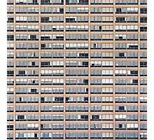 High-rise Building Facade Photographic Print