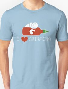 Sriracha Hot Sauce T-Shirt Tee  T-Shirt