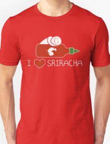 Sriracha Hot Sauce T-Shirt Tee  Unisex T-Shirt