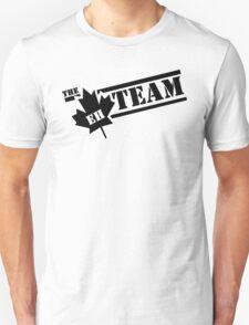 THE EH TEAM funny A retro canada humor T-Shirt