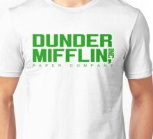 The Dunder Mifflin Funny Geek Geeks Unisex T-Shirt