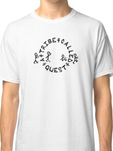 Tribe and Called Quest Funny Geeks Humor Classic T-Shirt