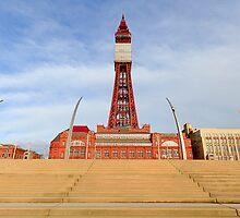 Blackpool Tower by Alan Robert Cooke