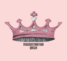 Procrastination Queen Pink by sailorlolita