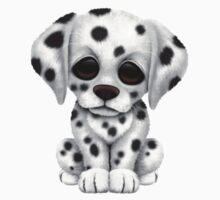 Cute Dalmatian Puppy Dog Kids Tee