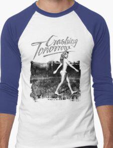 Crashing Tomorrow 'White Bikini' T-Shirt (Black) Men's Baseball ¾ T-Shirt