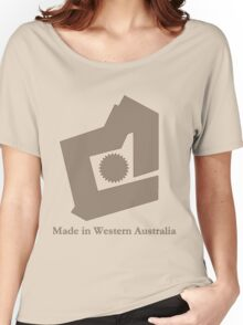 Made in Western Australia - Birthmark Women's Relaxed Fit T-Shirt