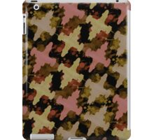 You Can't Take The Colours From Me - Red/Yellow iPad Case/Skin