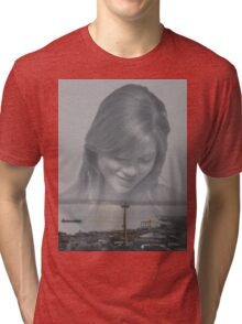 Meredith Grey Seattle Tri-blend T-Shirt