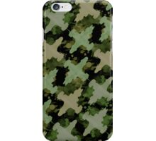 You Can't Take The Colours From Me - Green/Yellow iPhone Case/Skin