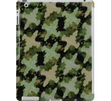 You Can't Take The Colours From Me - Green/Yellow iPad Case/Skin