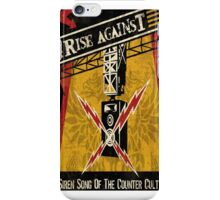 Siren Song of The Counter Culture album iPhone Case/Skin