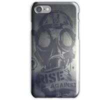 Rise Against Flag iPhone Case/Skin