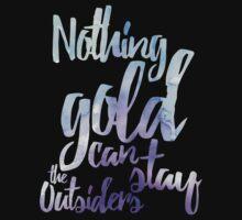 NOTHING GOLD Kids Tee