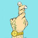 Cross Your Fingers II by bbbboom