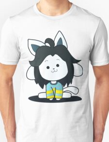 Undertale Temmie Fan-Art T-Shirt