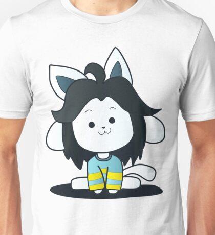 Undertale Temmie Fan-Art Unisex T-Shirt