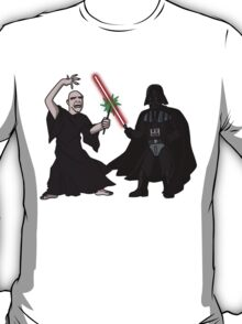 Darth Vader vs Lord Voldemort T-Shirt