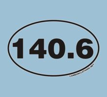 140.6 Miles Oval Sticker by CarbonClothing