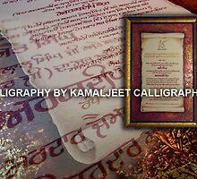 THE WEDDING INVITATION! by kamaljeet kaur