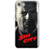 Sin City. Detective iPhone Case/Skin