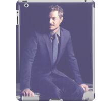 Eric Dane iPad Case/Skin
