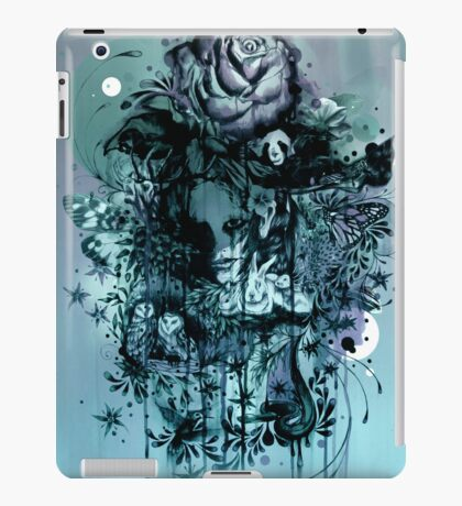 Doom and Bloom iPad Case/Skin