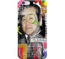 manabu mabe iPhone Case/Skin