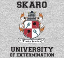 Skaro University #1 by slitheenplanet