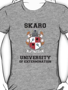 Skaro University #1 T-Shirt