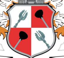 Skaro University #1 Sticker