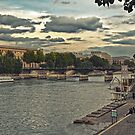 Pont des Arts - Paris by Yannik Hay