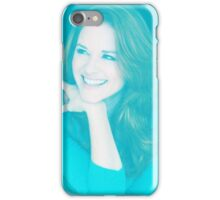 Sarah Drew iPhone Case/Skin