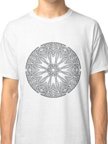 Molecule Mandala Classic T-Shirt