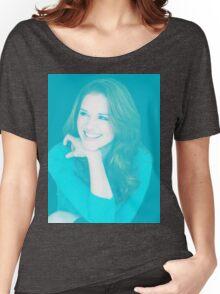 Sarah Drew Women's Relaxed Fit T-Shirt
