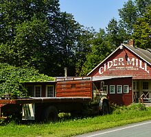 Cider Mill Barn by PineSinger