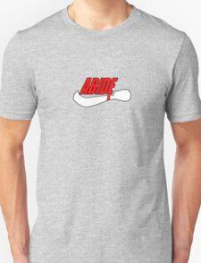 ABIDE logo - Air Lebowski II T-Shirt