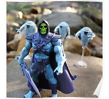 Masters of the Universe Classics - Skeletor & Hoverbots Poster