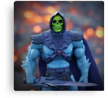 Masters of the Universe Classics - Skeletor  Canvas Print