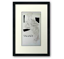 Tahari Woman Framed Print